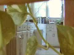 سكس تبادل الزوجات, في المطبخ, كام مخفي, جنس مطابخ, Vربة بيت, Tفي المطبخ