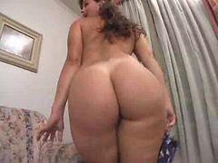 Big ass, Ass