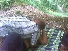 في الغابة, خ في الغابه, ضربة سريعة