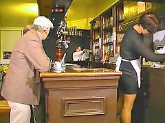 Papi, Papyمصري, Papy french, French papy, Waitress, French