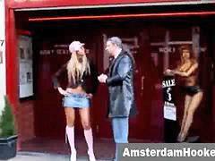 `prostitutas, Holandesas, Prostituta, De paseo, Turista, Holandes