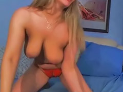 Webcam, Big clit, Big tits solo, Girls blondes, Clit rubbing, Shaved solo