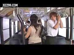 Horny por, Frikis, En el bus, Friki, Autobús, Orgia