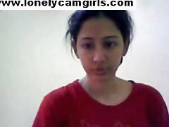 Niñas en webcams, Niñas en la webcam, Jovencitas en web cam, Jovencitas desvistiendose, Desnudada, Desnudandose
