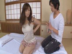 Japanese, Japanese milf, Young fuck a milf, Young fuck, Young guy, Milf japaneses