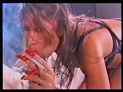 Smoking blowjob, Nails, Long nail, Smoking hottie, Smoking blowjobs, Nailing