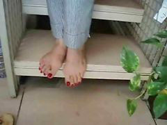 Sole, Devine, Soles feet, Naked work, Naked working, Naked at -law
