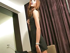 Shemale, Asian anal, Big cock shemale, Asian toys, Big cock anal, Anal toy