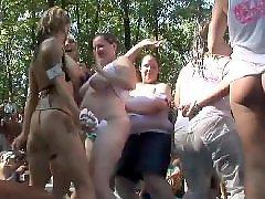 Rock star, Rock party, Rock chick, Party public, Party star, Nudist amateur
