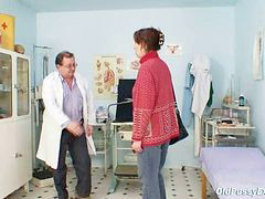 Gyno, Wife doctor, Mature wife, X gyno, X-gyno, Wife mature