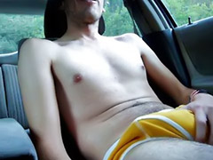 Car masturbation, Car wank, Outdoor solo, Wank out, Wank off, Masturbation outdoor