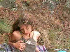 Skinny anal, French anale, Skinny, Skinny girl, Anal outdoor, Anal french