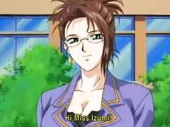 Hentai, Anime, Anim, Animation, Hentai animation, Hentai teacher