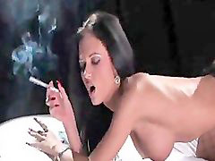 Smoking, Full sex, Smoking fetish, Smoke, Roxanne, ¨fetish
