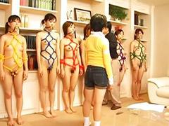 Bondage, Japanese, Asian japanese masturbation, Asian toys, Japanese fetish, Asian japanese