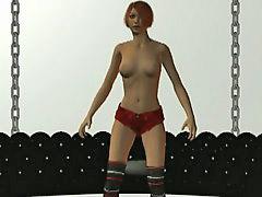 Becky, You for, Super models, Super model, Excite, Erotic dance