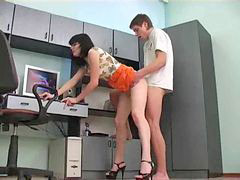 Sekertaris sex