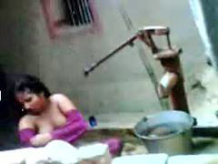Shower, Bangladeshi, Shower,, Deshi girl, Showering, Showere