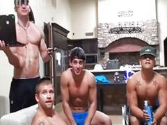 Pajeras, Boliche, Sexo en grupo