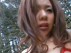 일본 사까시, 모리, 야외 자위, 야외 일반인, 야외 섹스 사까시, 야외 사까시
