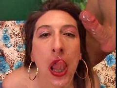 Spanish in, Milf in ass, Deep in her ass, Deep in ass, Deep hot, Milfs ass