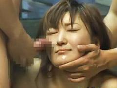 Calientes japonesas, Muñecas sexuales, Morenas grupal, Censurado japones, Japoneses con muñecas sexuales, Corrida en la cara