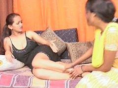 Slave, Punish, She, Punished, Punishement, Sanjana