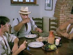 Italian, Italian gangbang, Italian gang bang, Gangbang italian, Cute gangbang, Waitress