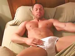 Masturbacion solo, Macho musculoso, Chut, Musculoso, Masturbacion de hombre, Musculosas