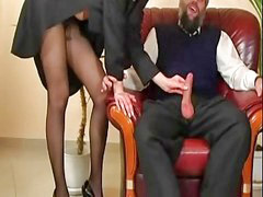 Pantyhose fuck, Old guy fucked, Pantyhose fucking, Fuck pantyhose, Guy old, Old guy