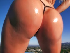 Pool, Big ass blonde, Big ass anal, Blonde anal, Anal big ass, Anal ass big
