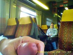 Flashing, Flash, Train, Training, Flashes, Flashing in a train