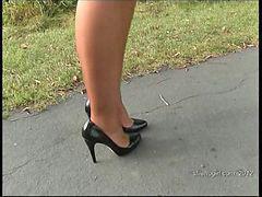 Heels, Secretaris sexi, Secretary sexy, Secretary heels, Sexy secretary, Sexy blonde