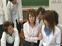 Japanese, Abused, Fucked japan, Teachers horny, Teacher japanese, Teacher getting