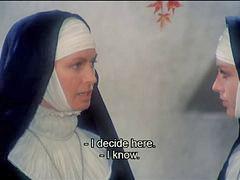 V von, Nonne, Geschichte der o, Rot