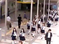 بنات ثانوى, بنات مدارس, سكس باص, ياباني في المدرسه, يابانية تسير, يابانى ف الباص