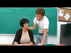 教师丝袜, 性感丝袜老师, 丝袜,老师, 短小, 短丝袜, 热裤