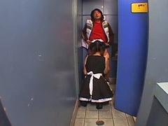 سكس خادمة,, الخادمات, sex, ياباني عام, مشعر خادمات, سكس يونيفورم, سكس مشعر ياباني