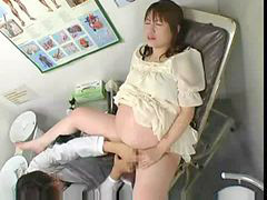 Embarazadas follando, Por puta, Se la follan, Japonesas enculadas, En el us, Doctoras embarazadas