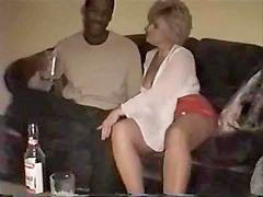 Karısını zenciye, Wife zenci creampie, Orospu karım, Sarhoş