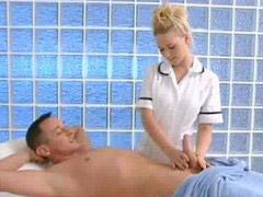 Paciente enfermera, Enfermera cuidando, Cuidando, Paciente, Buenas