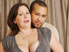 British, Bigtits, Housewife, Housewife sucks, Fucking and sucking, British,