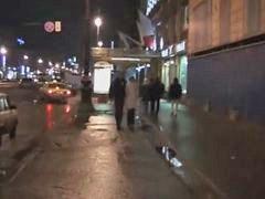 Prostitute, Street, Pete, Petersburg, Real prostitute, Streets