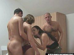 Swingers, Swinger, Party, Czech
