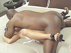 Moros, Interracial creampied, Amarradas, Squirting a chorros, Resma, Interraciales