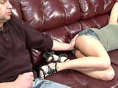 Teasing stocking, Teasing handjobs, Tease handjob, Stockings handjob, Stockings milf, Stocking handjob