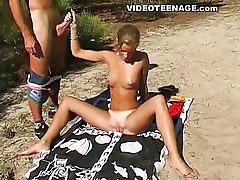 Nudist, Teen, Blonde teen, Teen blonde, Teen blond, Nudist teen