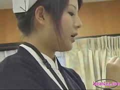 Asian, Nurse