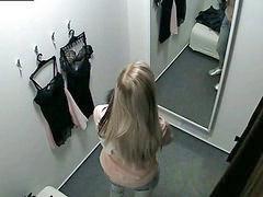 Voyeur, Fits, Blonde lingerie, Voyeur blond, Nices blondes, Lingerie blonde