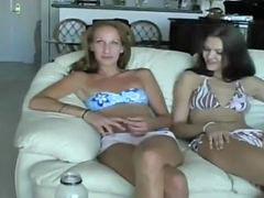 Horny girls, Girl horny, Lucky b, Lucki, Lucky, Two girls